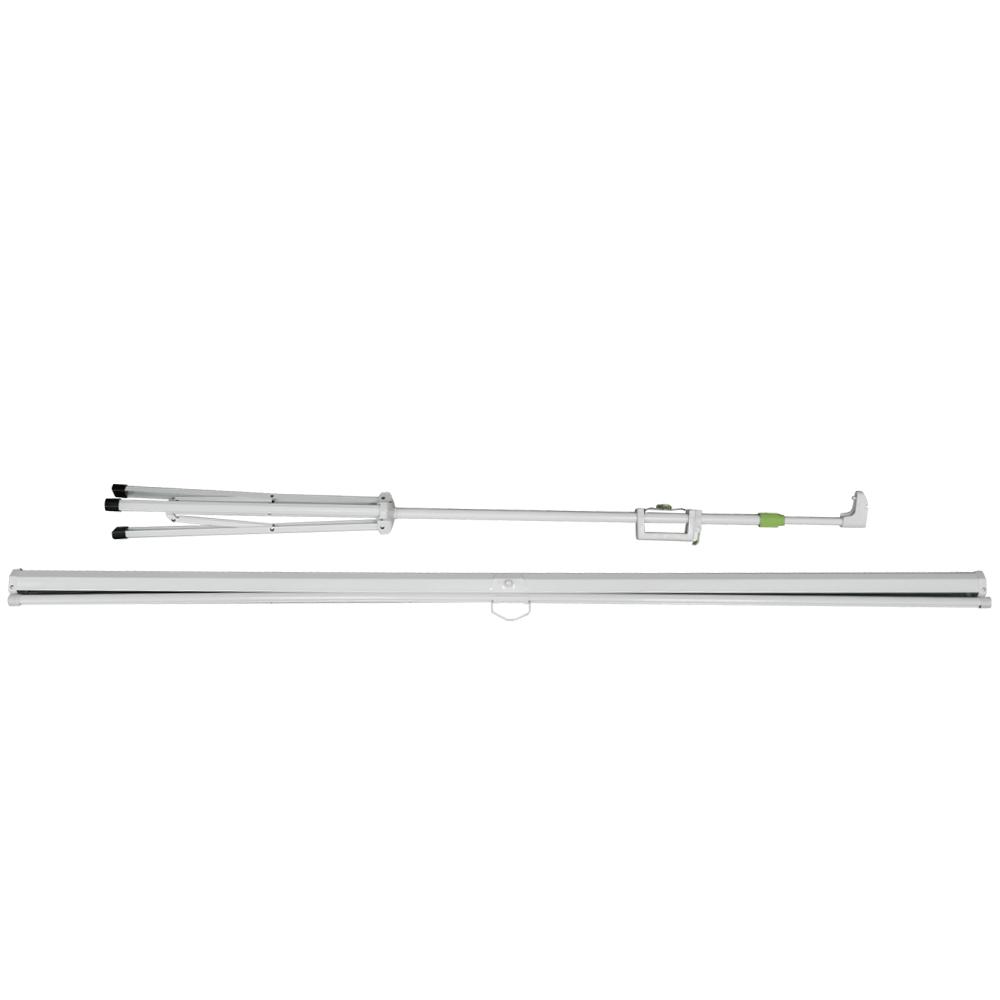 Экран для проектора на штативе Light Control (100 дюймов, формат 4:3) - 3
